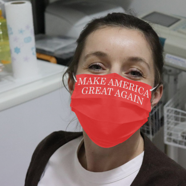 Make America Great Again Cloth Face Mask
