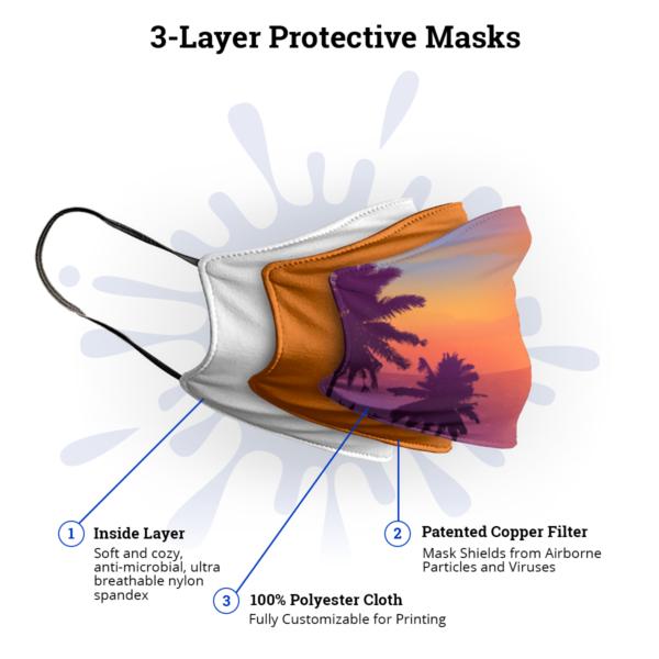 face mask   cloth face mask