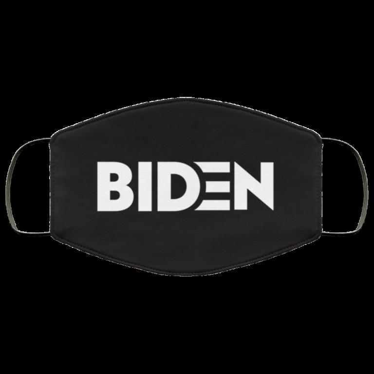 Joe Biden Face Mask | Teemoonley.com