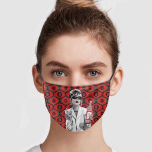 Absolutely Fabulous – Patsy Stone Face Mask