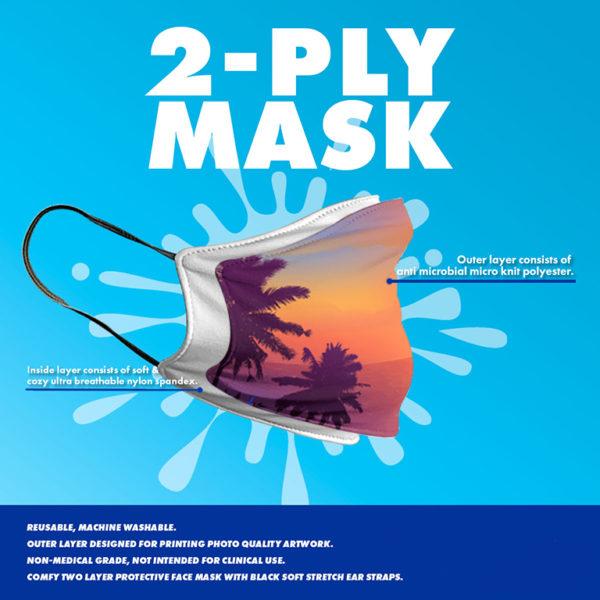 Face Mask - Cloth Face Mask