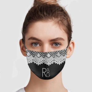 RBG Collar Face Mask