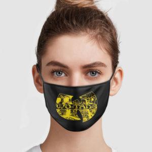 Wu-tang Cloth Face Mask