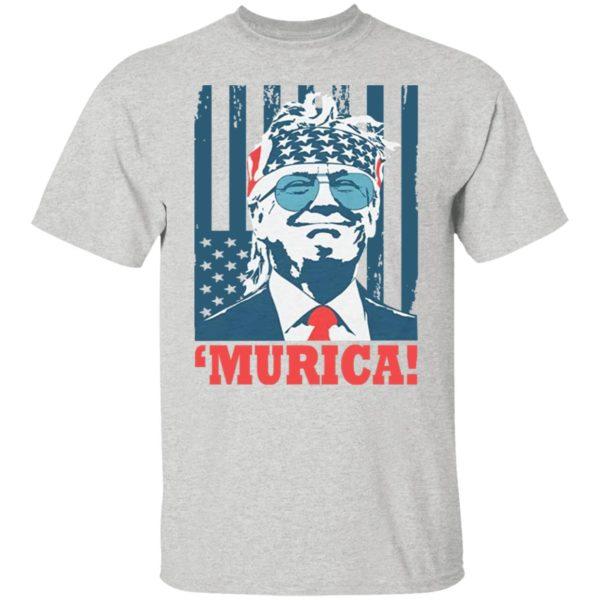 Donald Trump 4th Of July Shirt
