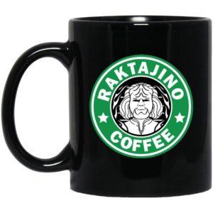 Raktajino Coffee Mugs