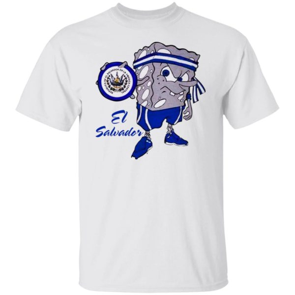Spongebob El Salvador Shirt