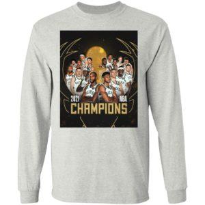 The Milwaukee Bucks Are Champions Shirt
