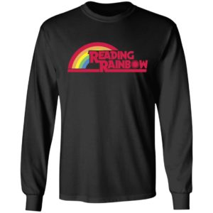 Reading Rainbow Shirt