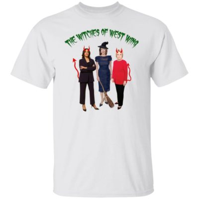 Kamala – Nancy – Hillary – The Witches Of West Wing Shirt