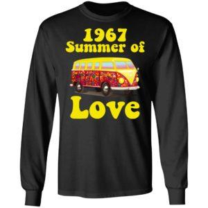 1967 Summer Of Love Hoodie