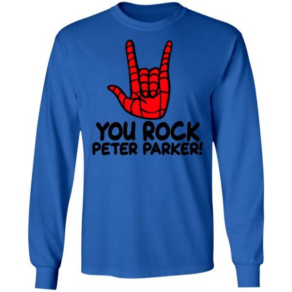 You Rock Peter Parker Shirt