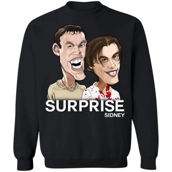 Billy Loomis And Stu Macher Surprise Sidney Shirt