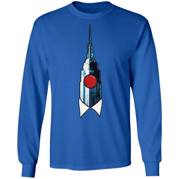 Empire State Building Clown Shirt