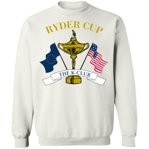 1999 Ryder Cup Shirt