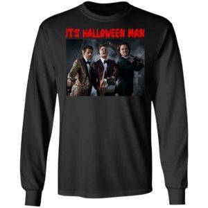 The Supernatural It's Halloween Man Shirt