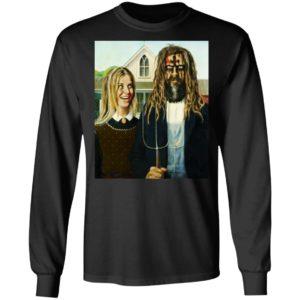 Rob And Wife Zombie Halloween Costume Shirt