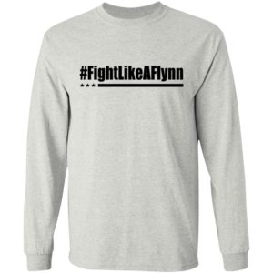 #FightLikeAFlynn Shirt