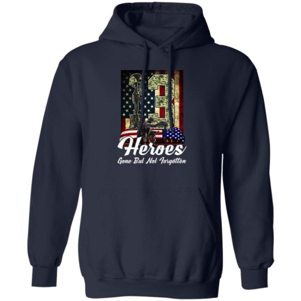 13 Heroes Gone But Not Forgotten - Afghanistan Heroes Shirt