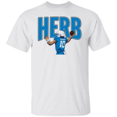 Justin Herbert Herd Shirt