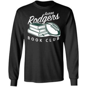 Aaron Rodgers Book Club Shirt
