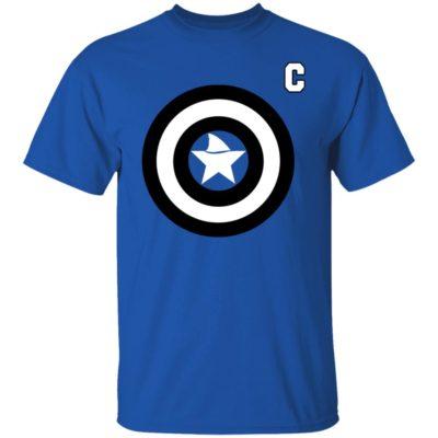 Captain Returns Shirt