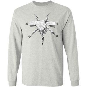 Pentagram Hands Shirt